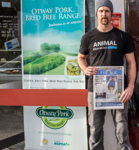 Butchers continue to sell RSPCA accredited Otway Pork a month after their accreditation was removed